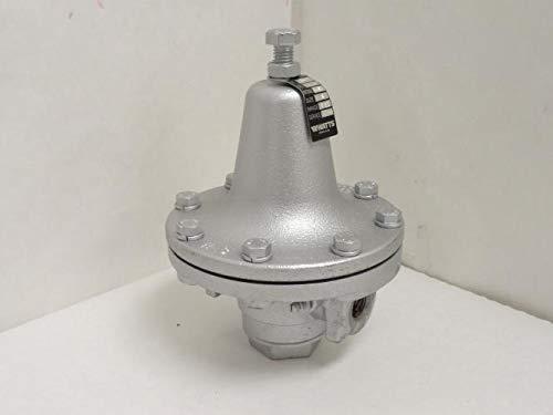 Watts 1/2 152A 3-15 Steam Pressure Regulator, 3-15Psi, 1/2NPT by Watts (Image #4)