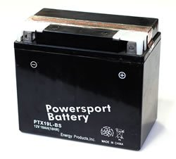 Replacement For ARCTIC CAT SUPER JAG CC SNOWMOBILE BATTERY FOR MODEL YEAR 1987 by Technical Precision