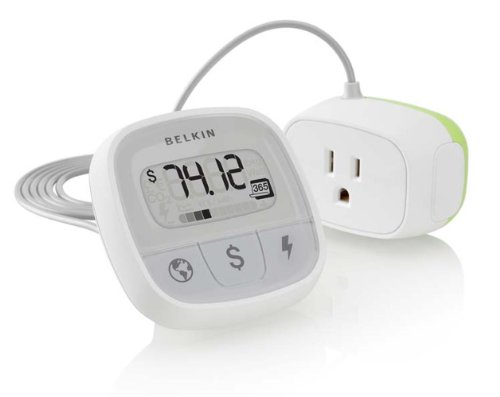 Belkin Conserve Insight Energy Use Monitor, F7C005Q