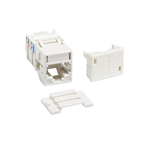 Systimax Solutions Commscope Mps100E-262 108232745White Cat5E Category 5E Jack (Surface Mounted Modular Jack)
