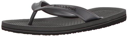 Billabong Mens Offshore Tanga Sandal Flip-flop Grå
