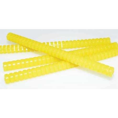 Hot Melt Glue Stick, 8 in. L, Tan, PK165