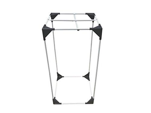 TopoLite 300W/ 600W/ 800W/ 1200W Full Spectrum LED Grow Light + Multiple Size Grow Tent Dark Room Indoor Hydroponic System Kit (LED 300W, 24''x24''x48'' D-Door) by TopoLite (Image #4)