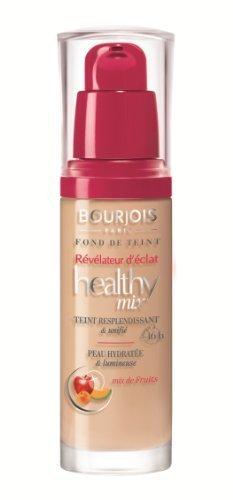 Bourjois Radiance Reveal Healthy Mix Foundation Vanilla by Bourjois (English Manual)
