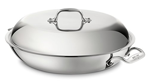 All-Clad 4400 Stainless Steel Tri-Ply Bonded Dishwasher Safe