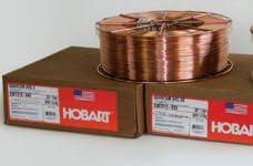 10 LB 33 LB Size 2 LB 2 LB Hobart HB-28 ER70S-6 .024 Mig Welding Wire choose