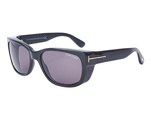 Discount Name Brand Glasses - Tom Ford Mens Carson Signature T-Bar