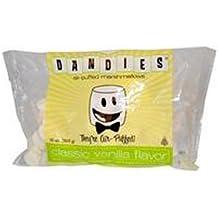 1 Piece of Dandies, Air-Puffed Marshmallows, Classic Vanilla Flavor, 10 oz (283 g) - Vegan