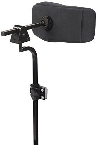 Drive Medical Multi-Axis Headrest for First Class School Chair, Black (Axis Chair)
