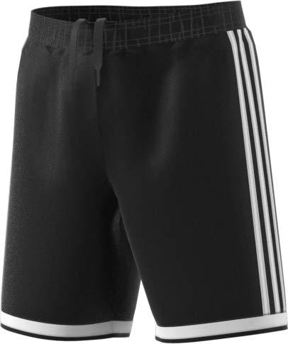 67bf04039 Amazon.com: adidas Regista 18 Shorts Youth Medium Black/White: Sports &  Outdoors