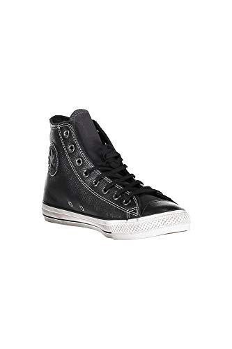 Zapatos Zapatillas 158963c Negro Deporte De Unisex Altas Distressed Converse Hi Ctas 1OqxPdZP