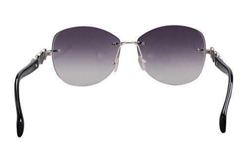 Pour Shinu Silver Outdoor Cadre Femmes s1071 Tr90 De Grey Summer Uv400 Gradient Soleil Avec Lens Lunettes Protection qw7xwgW6rX