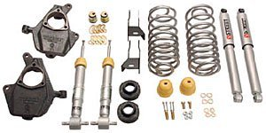 (Belltech 753SP Lowering Kit with Street Performance)