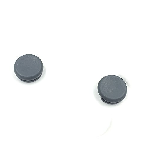 2 X 3D Analog Joystick Cap Thumbstick Thumb Stick Cap Nub for Nintendo 2DS 3DS 3DS XL LL New 3DS New 3DS XL LL (2 PCS)