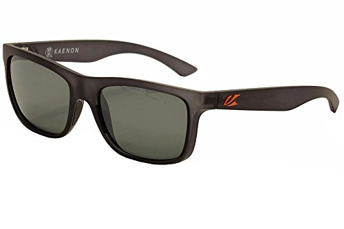 Kaenon Polarized Clarke G12M Graphite/Orange Polarized Fashion Sunglasses - Lens 91 Sr