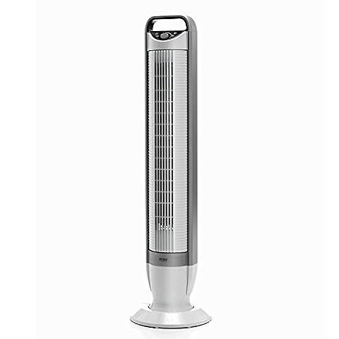 Seville Classics UltraSlimline Energy-Saving Tilt Tower Fan by Seville Classics - Seville Motor
