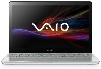 Sony VAIO FIT SVF15A1Z2E/S - Portátil de 15.5