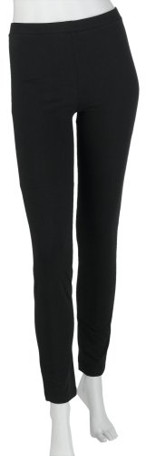 HUE Temp Control Cotton Leggings Black XS ()
