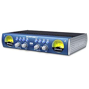 PreSonus BlueTube DP V2 2-channel Mic/Instrum...