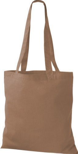 Bolso colores de Premium de ShirtInStyle Comprador tela de Bolsa Caramelo Bolsa algodón de bandolera Bolsa muchos g66qzBw