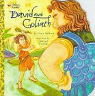 David and Goliath, Mary Packard and Golden Books Staff, 0307102076