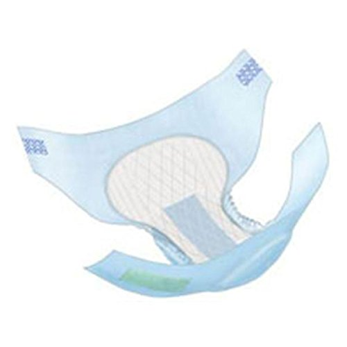 WP000-PT 63063 63063 Brief Incontinence Wings Hl 3D Durasoft Hook Md 32-44 Wht 8X12/Ca Kendall Company