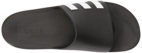 Adidas Aqualette Cf Atletisk Sandal Svart / Vit / Svart