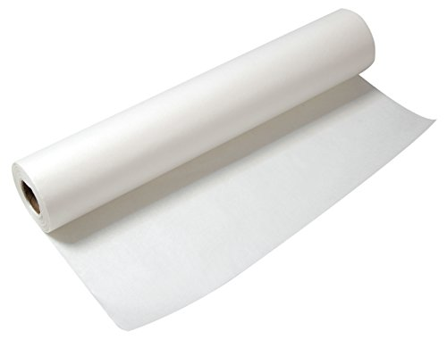 Alvin Lightweight White Tracing Paper Roll 12 inches x 50 yards 55W-G by Alvin