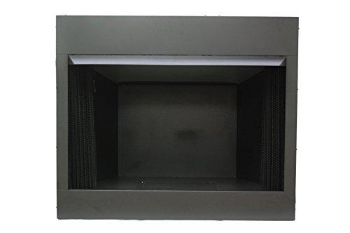 Sure Heat VFBC36B Surefire Vent-Free Firebox with Screen, 36″, Black Review