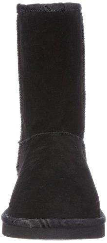 Buffalo Girl 238892 Sy Suede, Women's Boots Schwarz (Black 01)