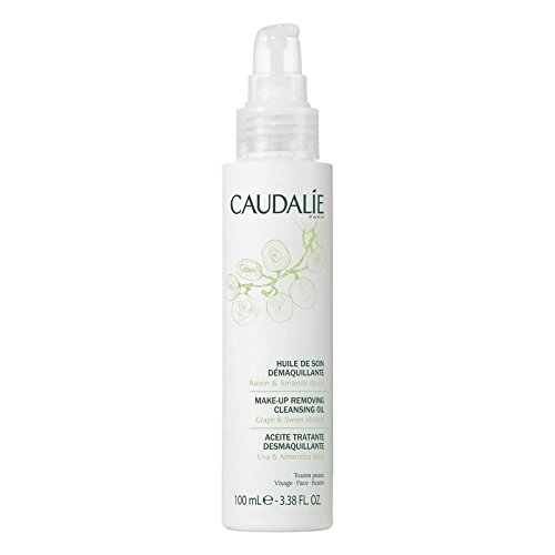 Caudalie Make-Up Removing Cleansing Oil 100ml (Pack of 6) - コーダリーは、メイクアップクレンジングオイル100ミリリットルを削除します x6 [並行輸入品] B071YPF9B7