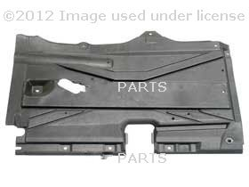 GENUINE BMW 51-71-8-176-757 Undercar Shield