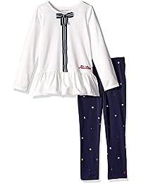 Nautica Sets (KHQ) (RJ7QG) Leggings túnica para niñas de 2 Piezas