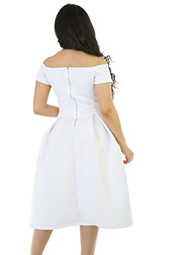 Lalagen-Womens-Vintage-1950s-Party-Cocktail-Wedding-Swing-Midi-Dress
