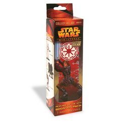 Star Wars CMG Miniatures Game Revenge of the Sith Booster Pa