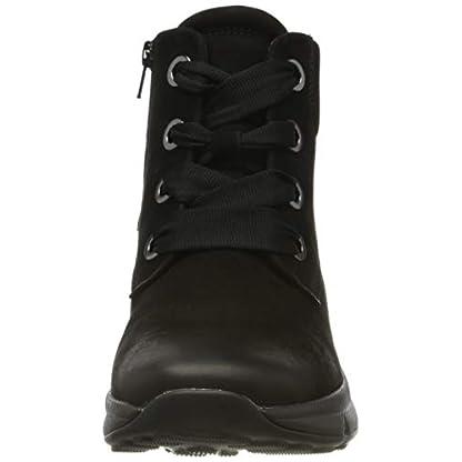Gabor Shoes Women's Rollingsoft Ankle Boots, Black (Schwarz (Mel.) 47), 7 UK 2