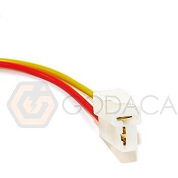 1x connector alternator plug repair harness. Black Bedroom Furniture Sets. Home Design Ideas