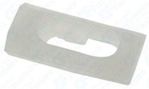 50 Nylon Vinyl Top Moulding Clips For GM 1688094