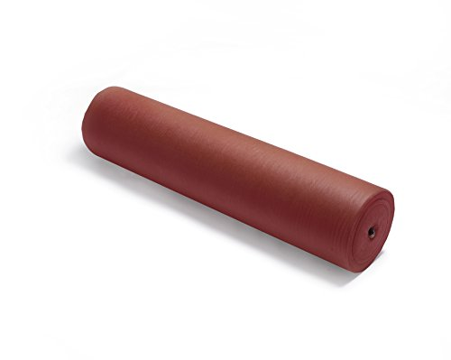 Smart-Fab 1U383660030 Disposable Craft Fabric, Extra large 36'' x 600' Roll, Brown, Perfect for Schools, Classrooms, Crafts, Art, Bulletin Boards, Sew, Draw, Paint it, Unique Non Woven Material by Smart-Fab