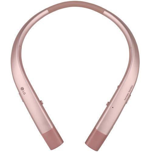 LG Tone Platinum HBS-930 Earset - Stereo - Gold - Wireless - Bluetooth - Earbud, Behind-The-Neck - Binaural - in-Ear - Binaural Earset