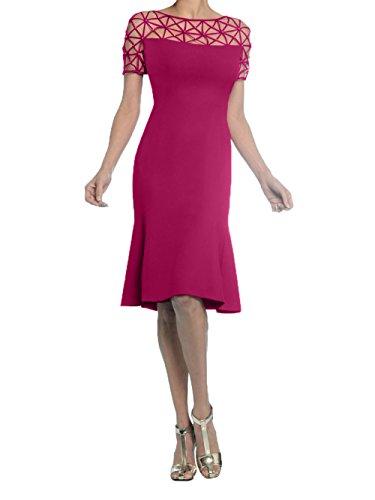 Partykleider Etuikleider Abendkleider Festlichkleider Gruen Jaeger Pink Charmant Damen Kurz Promkleider Knielang x8waf1wRqI