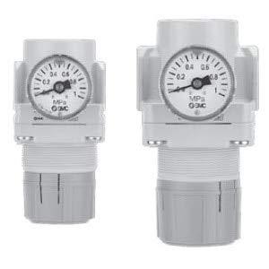 SMC AR20P-310AS-N01 Adapter,Pressure Gauge