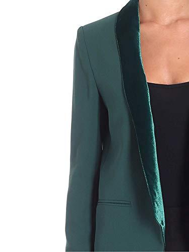 Donna Poliestere Verde 1g13f07061x73 Blazer Pinko Rw1Bqa6zR