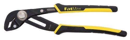 12' Locking Pliers - Stanley 84-649 FatMax Push Lock Groove Joint Pliers, 12-Inch