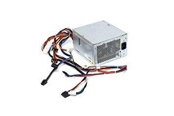 (Genuine Dell 525W 6W6M1 M821J Power Supply Unit PSU For Precision T3500 and Alien Aurora Systems Compatible Part Numbers: U597G, 0G05V, M821J, M822J, 6W6M1, X008G Compatible Model Numbers: NPS-525BB A, N525EF-00, H525AF-00, HP-D5253A0, H525AF-00, D525A001L, H525EF-00, HP-D5252E0)