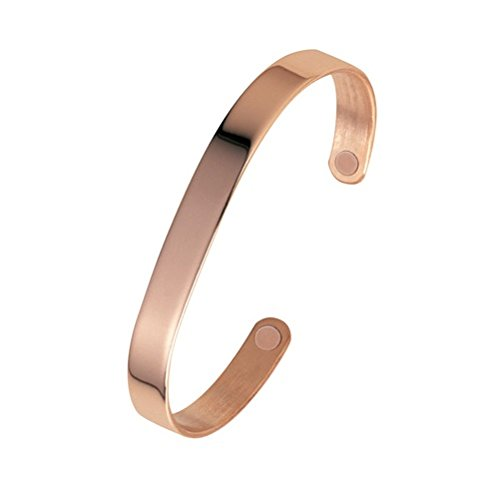 Sabona of London Copper Magnetic Wristband, Medium