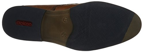 Rieker 11623, Stivaletti Uomo Marrone (Amaretto/Navy/Whisky/Navy / 24)
