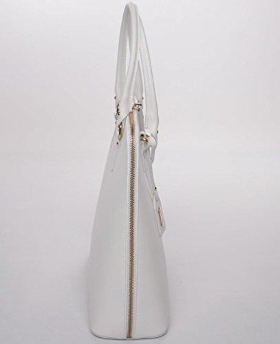 Josephine Osthoff Handtaschen-Manufaktur , Sac bandoulière pour femme wollweiß
