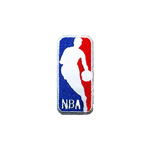 - NBA Basketball Sport Patch Logo Embroidery Iron,Sew on Clothes Size 1.18