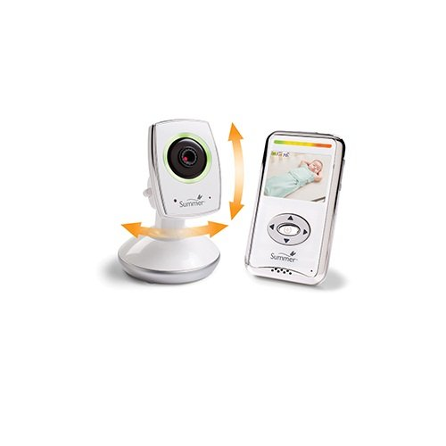 Summer Infant Baby Zoom WiFi Video Monitor and Internet Viewing system